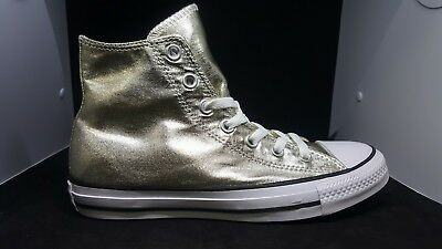 Women Converse Chuck Taylor All Star Bright Gold  Women's size 8 style 153178F