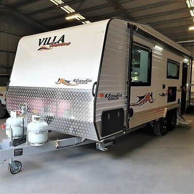 2019 Villa Klaudia Semi Off Road Bunk Caravan 19.6ft