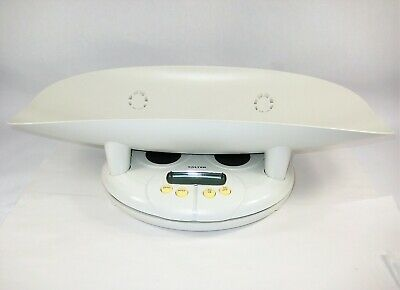Taylor Salter 914 Baby Scale Converts To Toddler Scale Portable Free Shipping