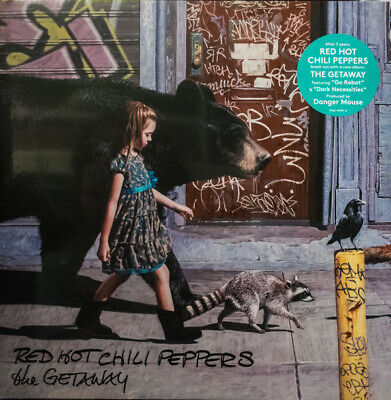 |1339643|  Red Hot Chili Peppers - The Getaway [2xLP Vinyle] |Neuf|