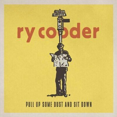|1339643|  Ry Cooder - Pull Up Some Dust And Sit Down [2xLP + CD Vinyle] |Neuf|