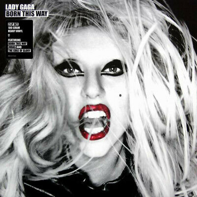 |1339643|  Lady Gaga - Born This Way [2xLP Vinyle] |Neuf|