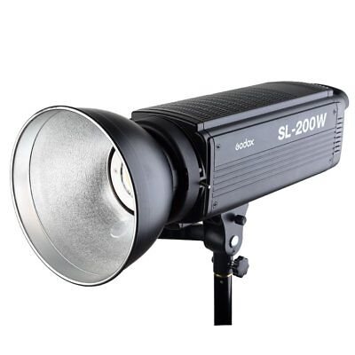 Godox SL200Y 200W 5600K Yellow Version LED Continuous Video Light Bowens Mount