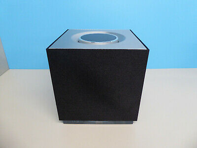 NAIM Mu-So Go Deeper Wireless Speaker System Black Grade A (776649)