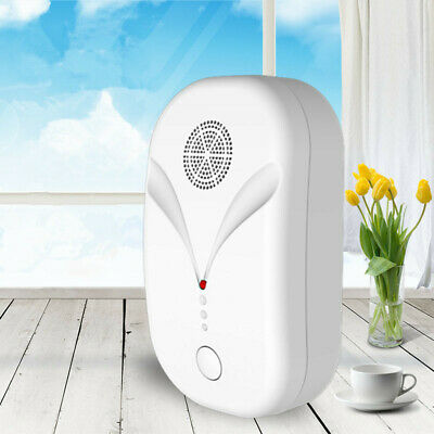 Ultrasonic Electronic Pest Repeller Reject Mosquito Rodent Insect Bed Bug Mice