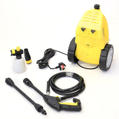 1200W Electric Pressure Jet Washer 1189PSI High Power Car Cleaner with 3m Hose