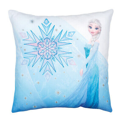 VERVACO Embroidery Kit: Printed Pillow: Cover Elsa Frozen PN-0166259