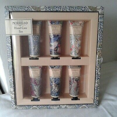 Morris & Co Hand Care Boxed Gift Set