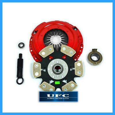 FRX STAGE 3 CLUTCH KIT AND RACE FLYWHEEL HONDA CIVIC SI 2.0L ACURA RSX TYPE S