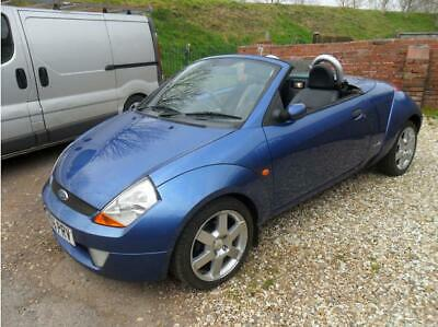 ford streetka convertible Winter edition 2006