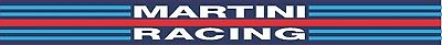 Sun Visor Strip Car Windscreen Vinyl Decal Motorsport Martini Style Racing