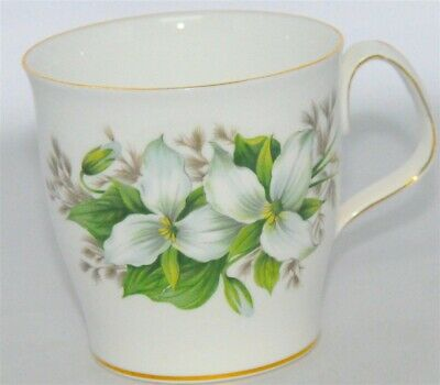 1- Royal Albert Trillium Coffee/ Hot Chocolate Mug/ Cup ( 4 Available)