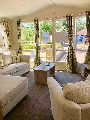 Static caravan. New Willerby Winchester 3bed holiday home in Dorset