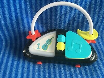 Evenflo Jump & Learn Exersaucer Jam Session Flip Book Toy Replacement Part