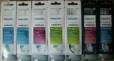 Philips Sonicare Replacement Heads Genuine Original Philips In Retail Packaging
