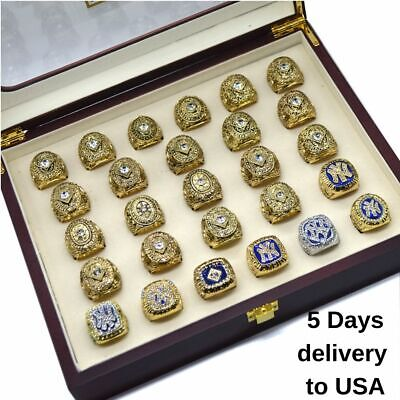 New York Yankees Championship World Series 27 Replica Rings ( 5 Days Delivery )