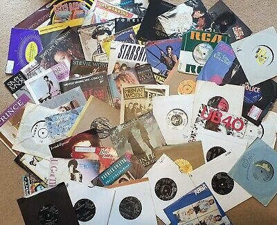 "7"" Vinyl Singles 60s 70s 80s 90s  Pick any from 900+ Records **Buy 6, 1 FREE**"