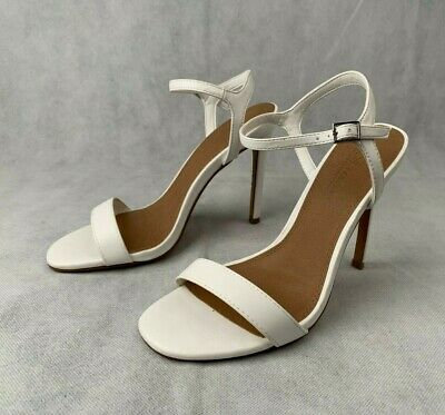 37582be44f6 ASOS FAITH WIDE Fit Dolly Heeled Sandals Light Pink US Size 8 - 8.5M ...