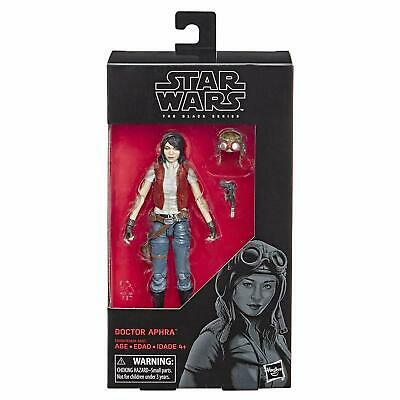 Star Wars The Black Series | Doctor Aphra | 6Inch Figure | In Stock Now #87 Hot