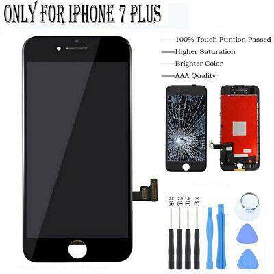 For iPhone 7 Plus 7P Assembly LCD Display Touch Screen Digitizer Replacement New