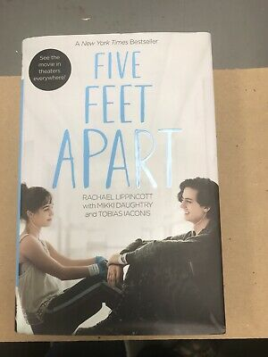 five feet apart Hardcover