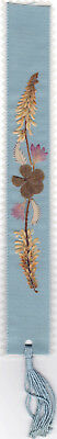 Royal Horticulteral Society Wisley Westycrafts English Garden Flowers Bookmark