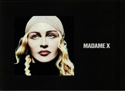 MADONNA - Madame X (Deluxe Edition) - CD (CD box)