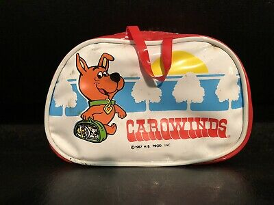 Vintage 1987 Carowinds Theme Park Travel Toy  With Scrappy Doo!