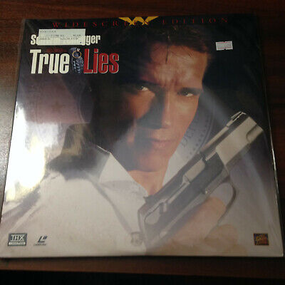 Laserdisc - True Lies 8640-85 US Release