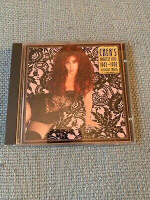 Cher - Greatest Hits (1965-1992) CD