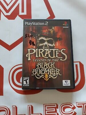 Pirates: Legend of the Black Buccaneer (Sony PlayStation 2, 2006)
