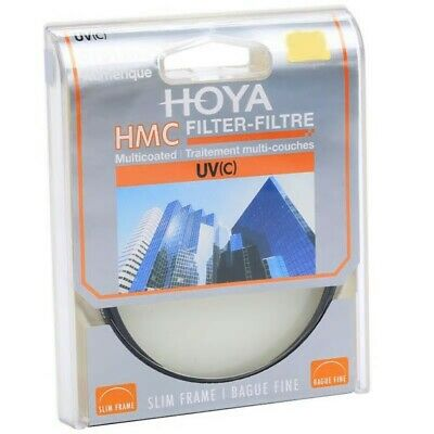 HOYA HMC UV (C) Slim Lens Filter 37 40.5 43 46 49 52 55 58 62 67 72 77 82 95 mm
