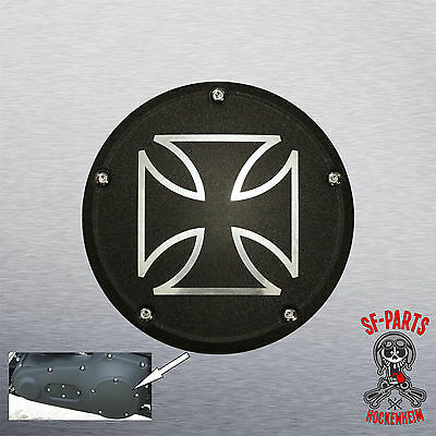Kupplungsdeckel / Derby Cover für Harley Davidson Softail / Big Twins ab 2006