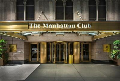 New York City- The Manhattan Club- junior suite 4 people rental Aug 17 - 24,2019