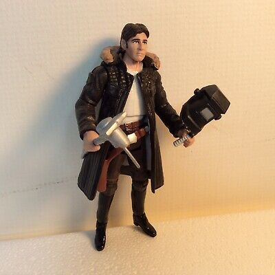 Hasbro Star Wars The Empire Strikes Back Han Solo Action Figure VC03 loose