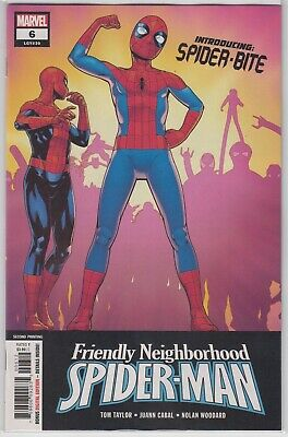 Friendly Neighborhood Spider-Man #6 - 2nd Print Variant Cover by Andrew Robinson