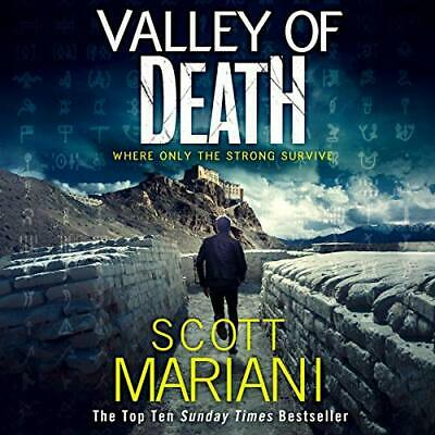 Valley of Death By: Scott Mariani - Audiobook