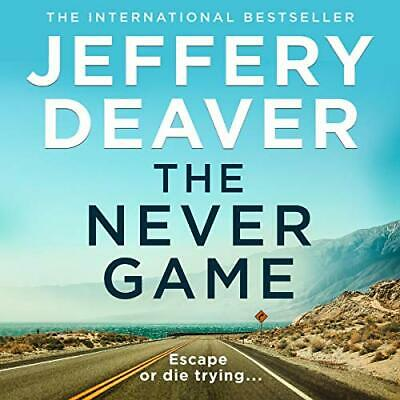 The Never Game By: Jeffery Deaver - Audiobook