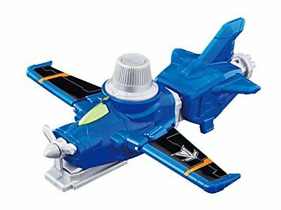 Lupinranger VS Patoranger VS vehicle series DX Blue Dial Fighter ship from JAPAN