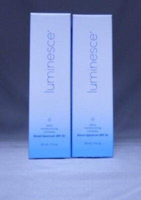 Pack of 2 Luminesce DAILY MOISTURIZING COMPLEX - 30ml Bottle -  1 fl oz NEWEST!