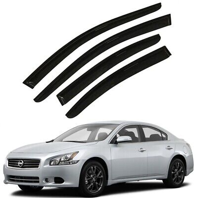 WEATHERTECH RAIN GUARDS FOR LEXUS IS 2006-2013 4PC DARK SMOKE