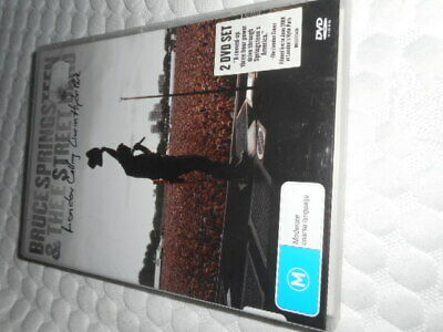 Bruce Springsteen And The E Strret Band London Calling Live In Hde Park Dvd
