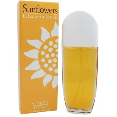 Elizabeth Arden Sunflowers 100 ml Eau de Toilette EDT
