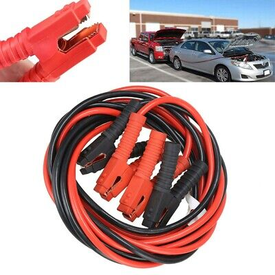 6M 1200A Heavy Duty Copper Car Booster Jumper Cables for Car Vehicle Emergency