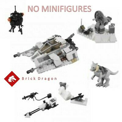 LEGO Star Wars Battle of Hoth 75014 *NO BOX OR MINIFIGURES*