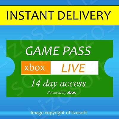 Xbox Game Pass 14 day Subscription Key WORLDWIDE - Instant Delivery
