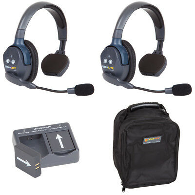 Eartec UL2S UltraLITE HD - Intercomsystem für 2 Personen - Funkheadsets