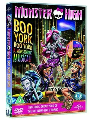 Monster High: Boo York! Boo York! (includes Monsterific Gift) [2015]