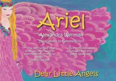 Dear Little Angels: Ariel - Very Good Book Alexandra Wenman