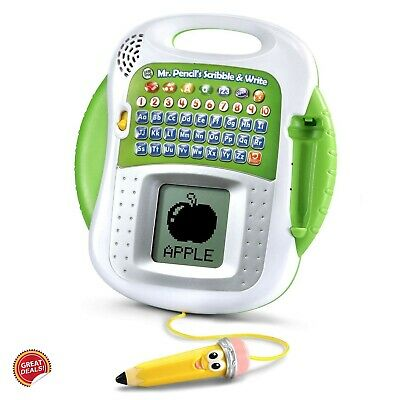 Educational Toys For 3 4 5 6 7 Year Olds Games Children Kids Learning Tablet New